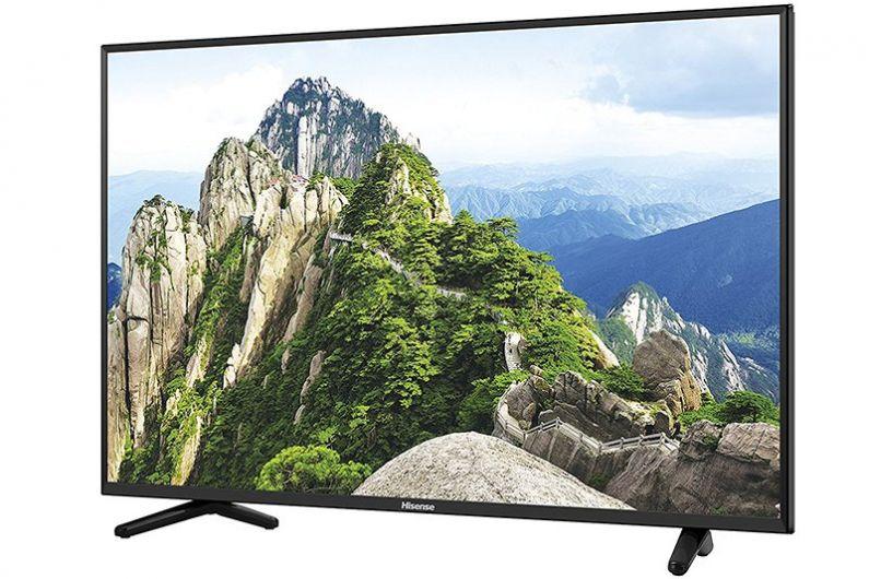 Телевизор  Hisense LTDN50K220WSEU