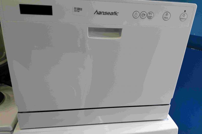 Миялна машина HANSEATIC WQP6-3203