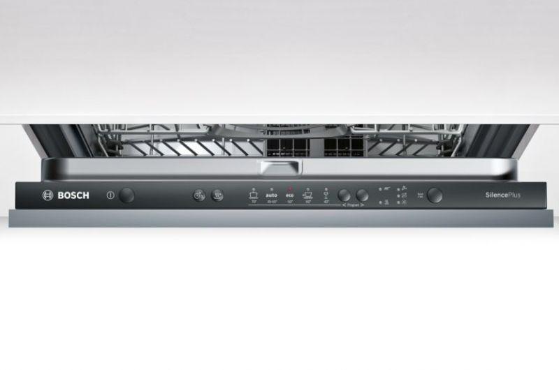 Съдомиялна BOSCH SMV25AX01E, за пълно вграждане,  60 см.