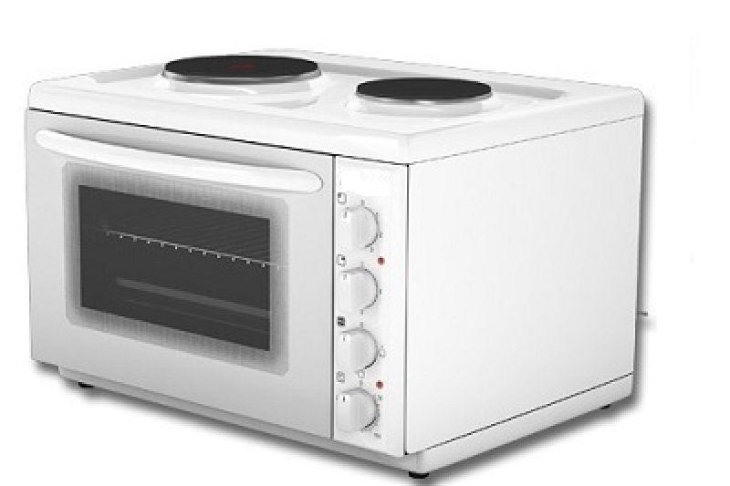 Мини готварска печка - KONIG C20E