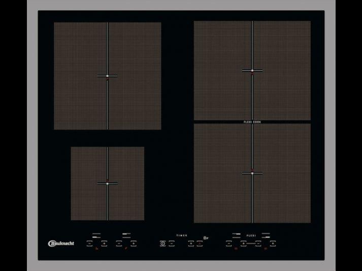 Плот за вграждане BAUKNECHT CTAI 9640 FS IN, индукционен