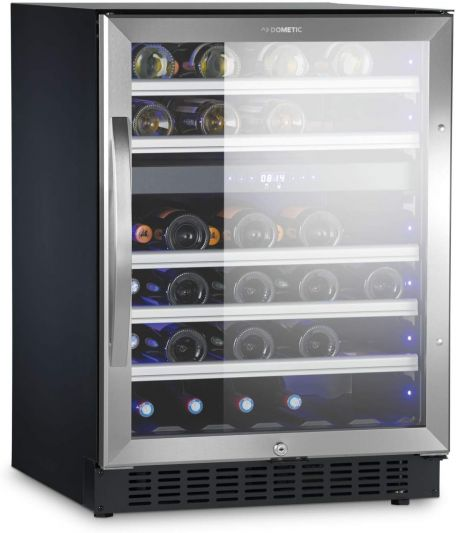 Виноохладител Dometic MaCave S46G, 2 зони