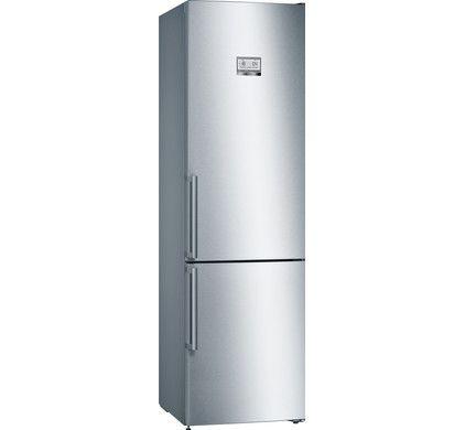 Свободностоящ хладилник с долен фризер BOSCH SERIE 6 KGN39HIEP