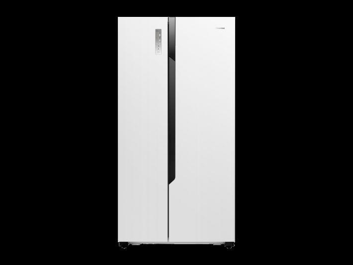 Хладилник HISENSE RS670N4 HW1 SIDE BY SIDE, енергиен клас F