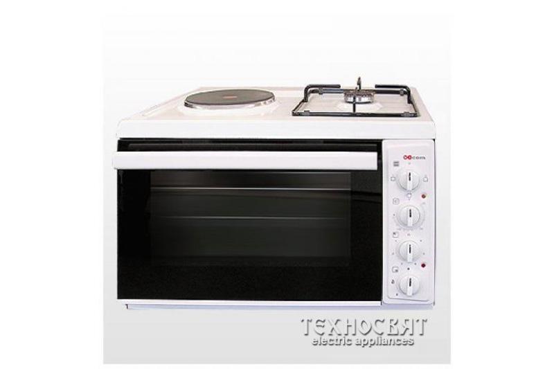 Готварска Печка Ток-Газ Vicom