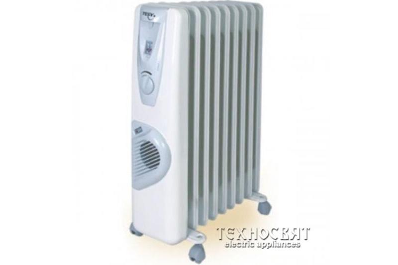 Маслен радиатор Tesy CB2512E01V