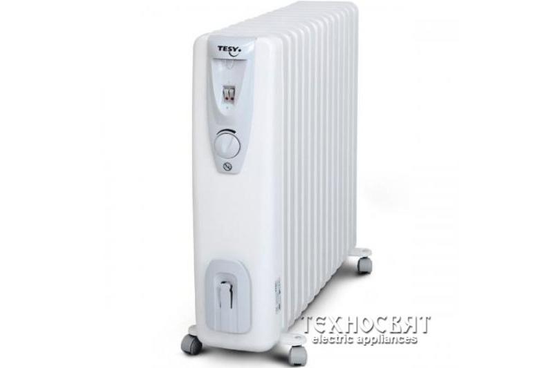 Маслен радиатор Tesy CB2512E01R