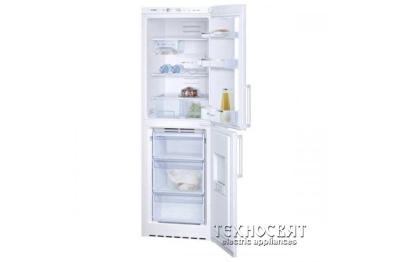 Fridge freezer Bosch KGN34X04