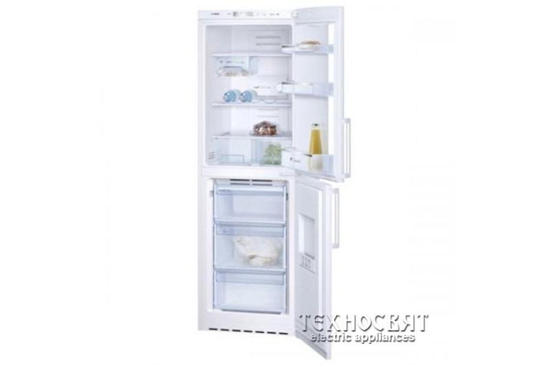 Комбиниран хладилник BOSCH KGN34x04