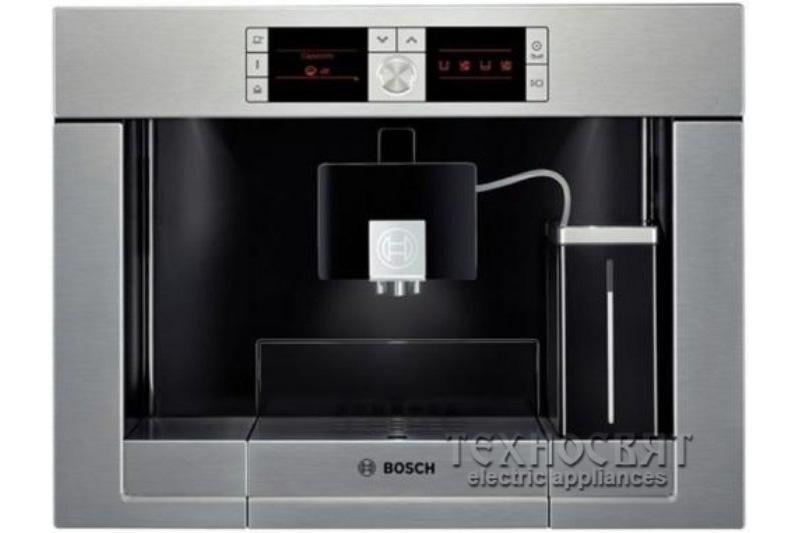 Кафемашина за вграждане Bosch TCC78K751