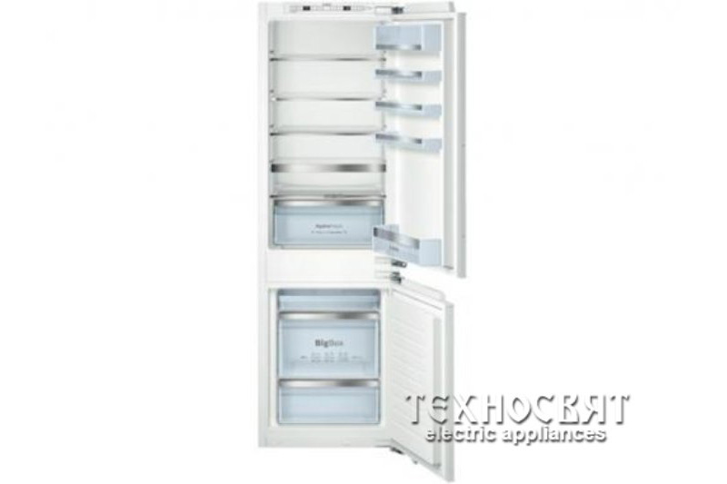 Хладилник с фризер Bosch KIS86AF30