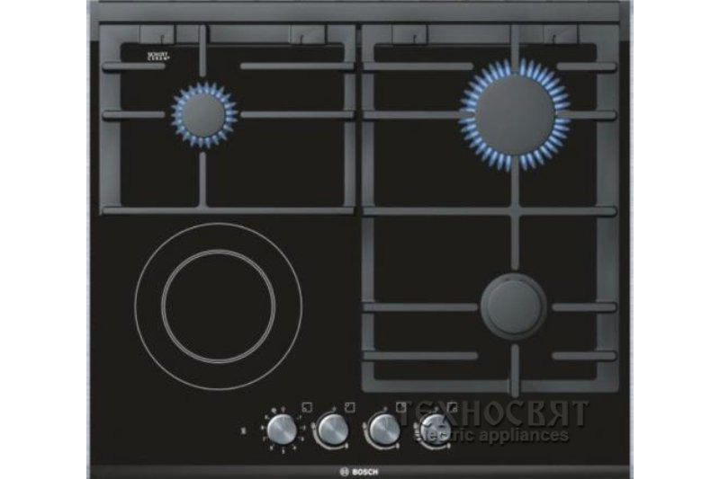 Built-in gas hob Bosch PRY626B70E