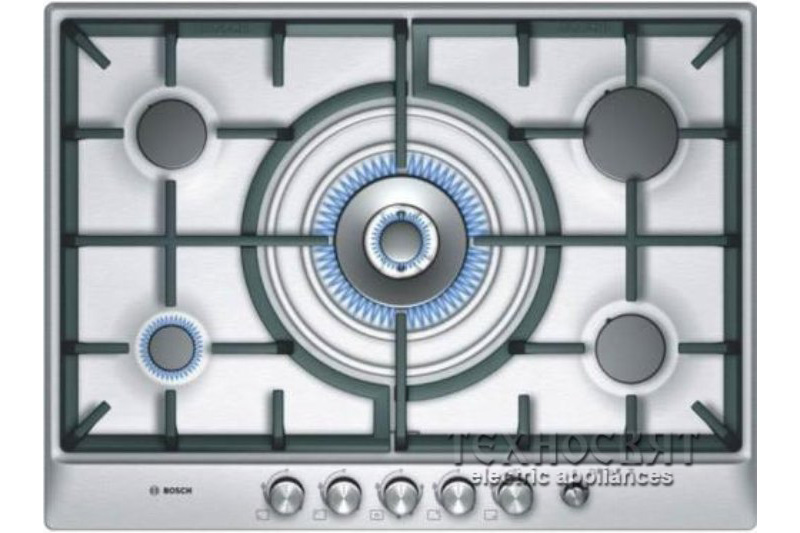 Built-in gas hob Bosch PCR715M90E