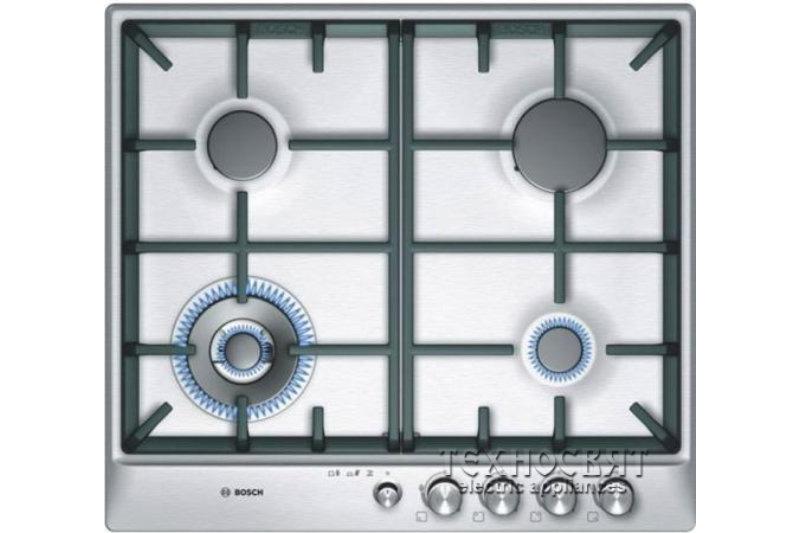 Газов плот за вграждане Bosch PCH615M90E