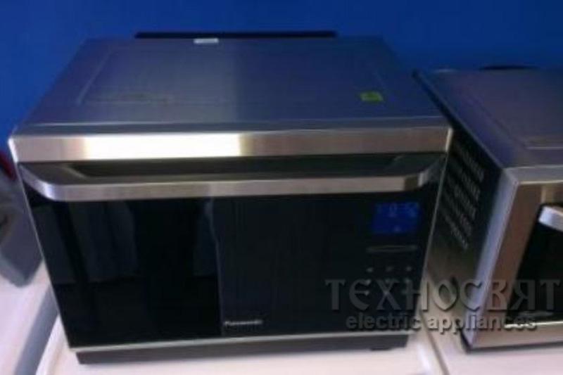 Микровълнова фурна Panasonic NN-CF873S