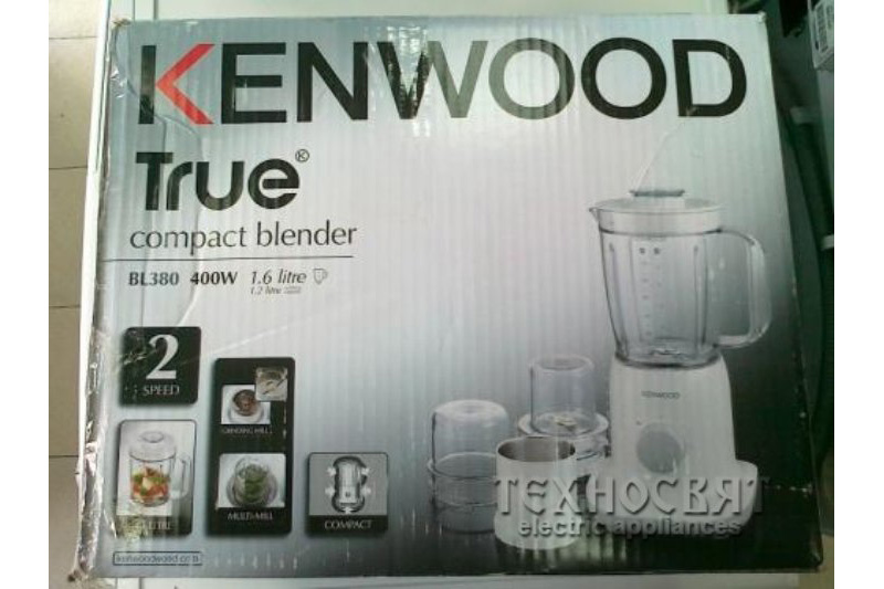 Блендер Kenwood BL380