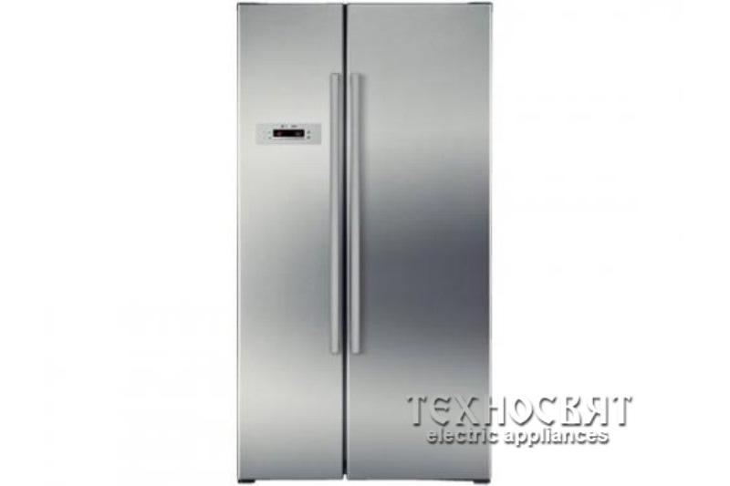 Хладилник с фризер Bosch KAN62V40