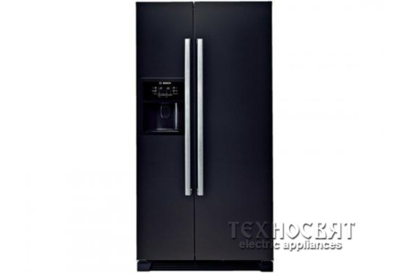 Хладилник с фризер Bosch KAN58A55