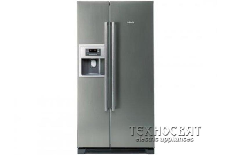 Хладилник с фризер Bosch  KAN58A45