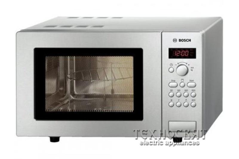 Микровълнова Bosch HMT75G451