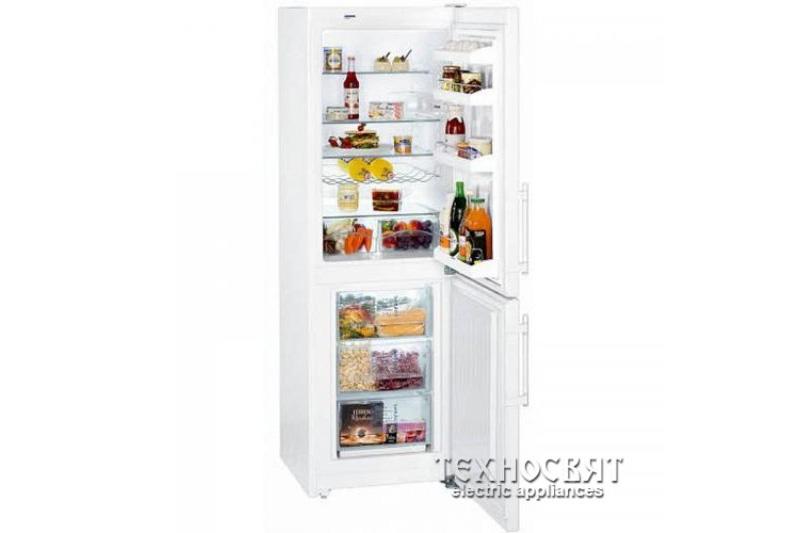 Хладилник с фризер Liebher CUP 3221