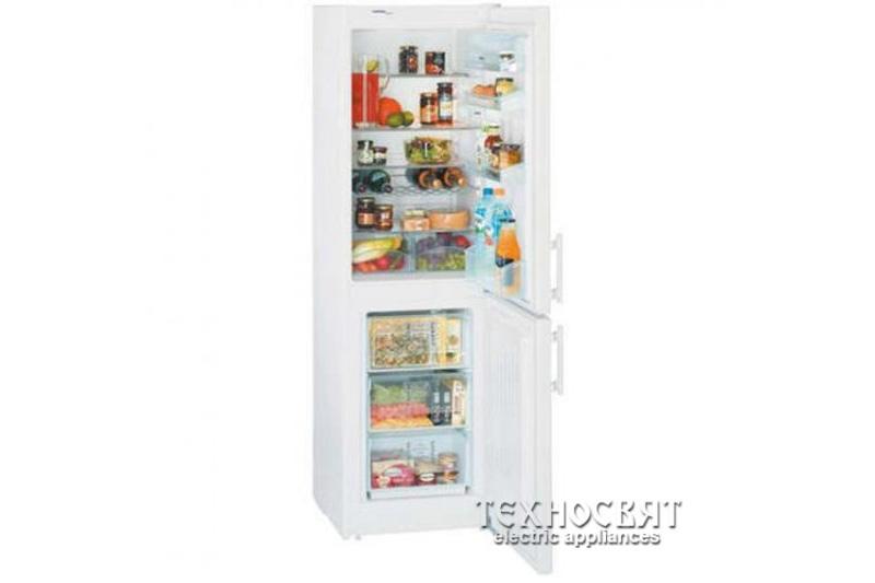 Хладилник с фризер Liebherr CUP 3021