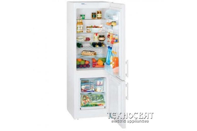 Хладилник с фризер Liebherr CUP 2721