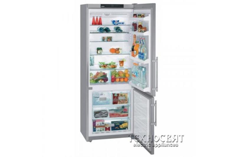 Хладилник с фризер Liebherr CNesf 5123