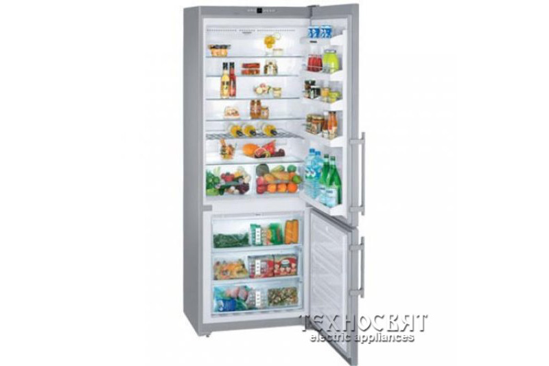 Хладилник с фризер Liebherr CNesf 5113