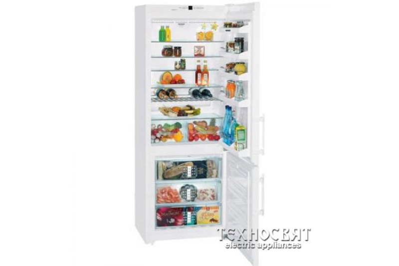 Хладилник с фризер Liebherr CN 5113