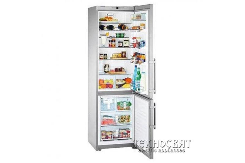 Хладилник с фризер Liebherr CNes 4023