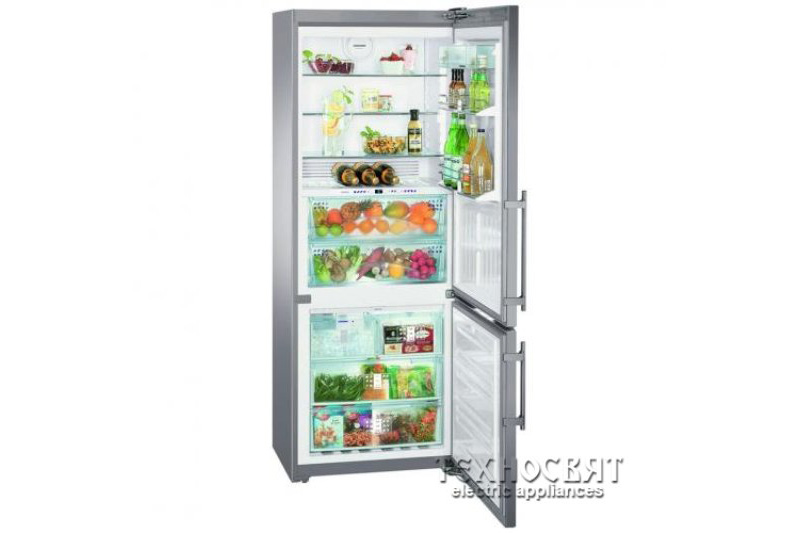 Хладилник с фризер Liebherr CBNPes 5167