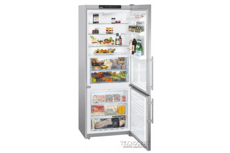 Хладилник с фризер Liebherr CBNesf 5133