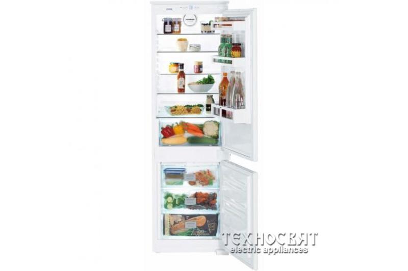 Хладилник с фризер Liebherr ICUNS 3314