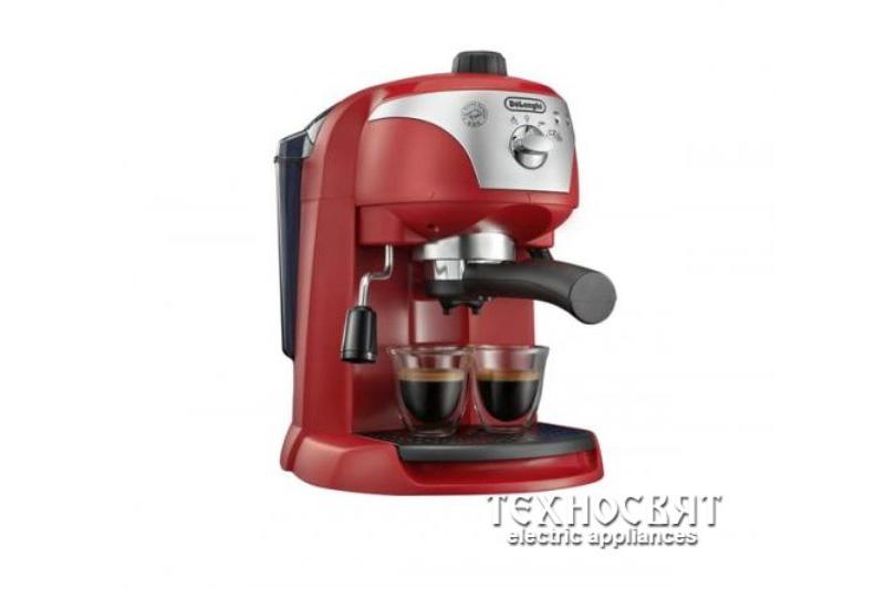 Кафемашина DELONGHI ECC220R