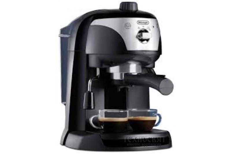 Кафемашина DeLonghi  ECC220.B