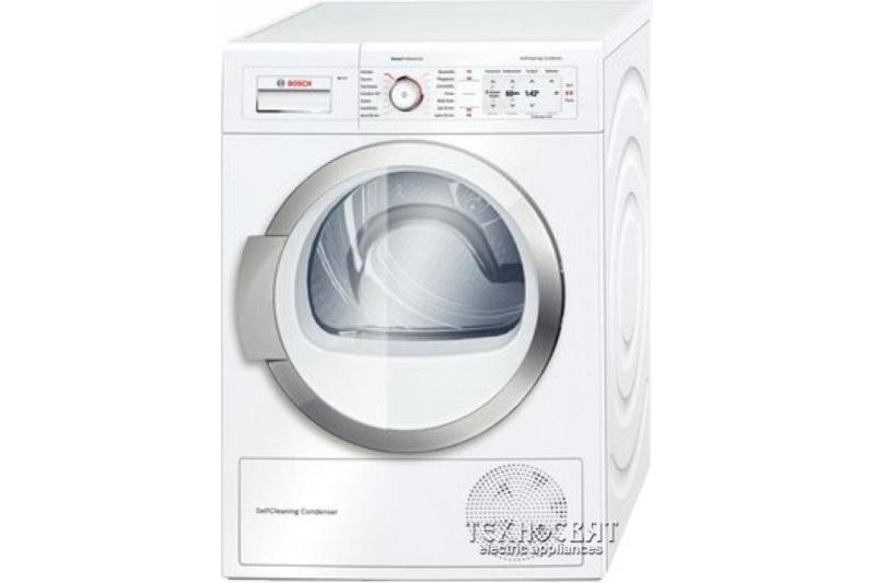 Сушилня Siemens  Bosch WTY88703