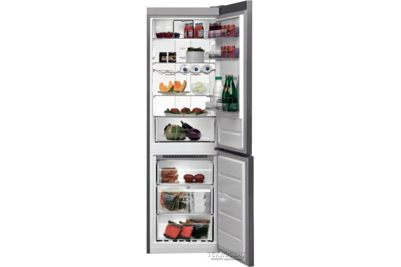 Хладилник с Фризер BAUKNECHT KGNF18A3+