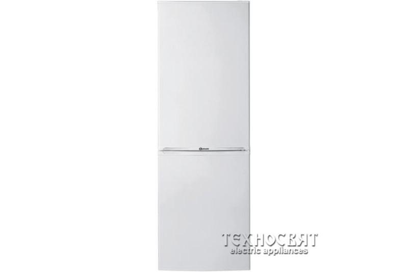 Хладилник с фризер Baucnecht KG 1173 A++ WS