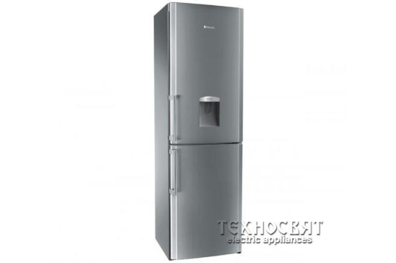 Хладилник фризер Hotpoint FFLAA58WDG
