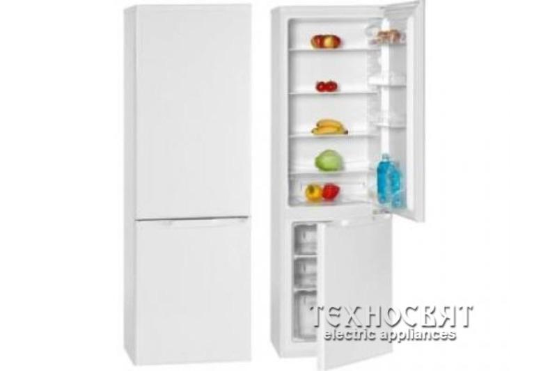 Хладилник с фризер Bomann KG320