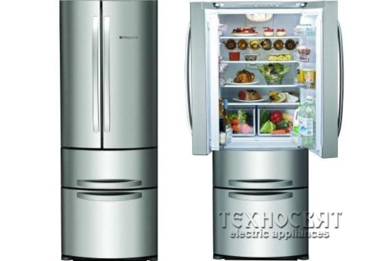 Хладилник фризер Hotpoint  Quadrio FF4DX