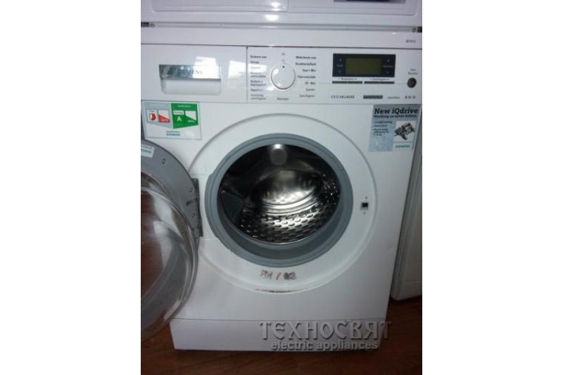 Автоматична пералня SIEMENS WM16S792