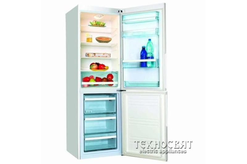 Хладилник фризер Haier CSM837W