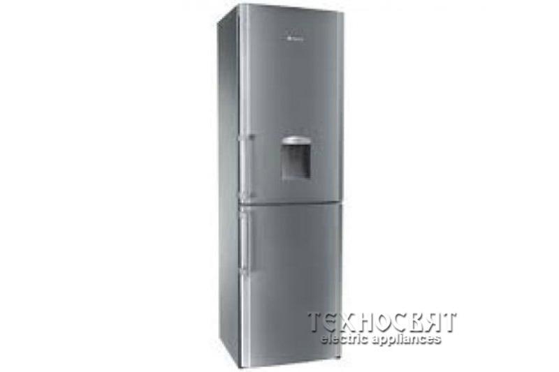 Хладилник с фризер HOTPOINT FFLAA58