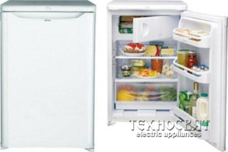 Хладилник с камера Indesit TFAA 10
