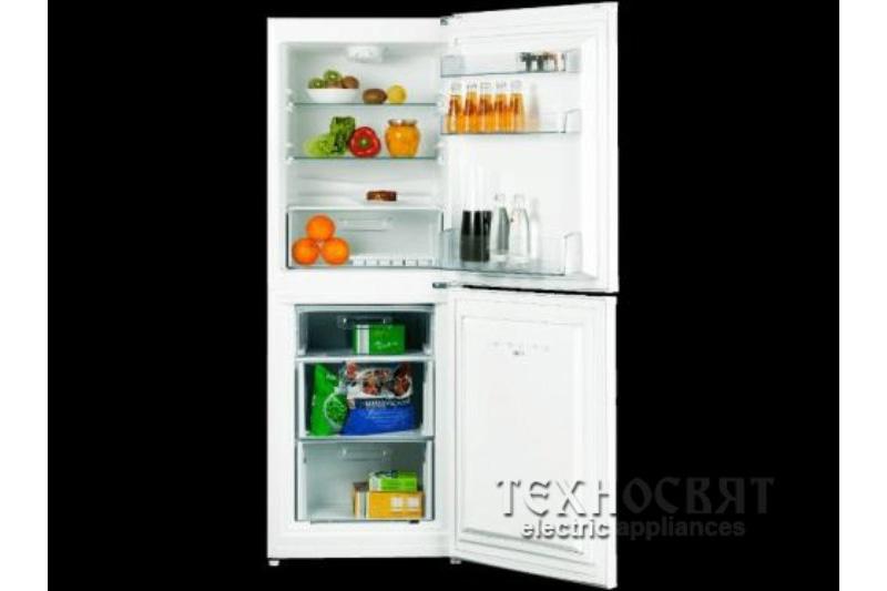 Хладилник с фризер OK OFK 511 A 2