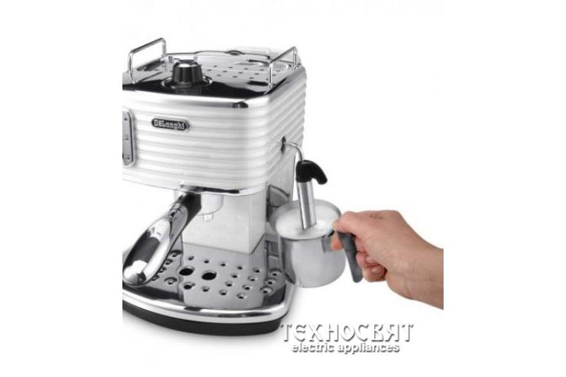 Кафемашина DE LONGHI ECZ351W