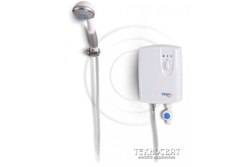 Electrical instant water heater TESY IWH05Z01BAH