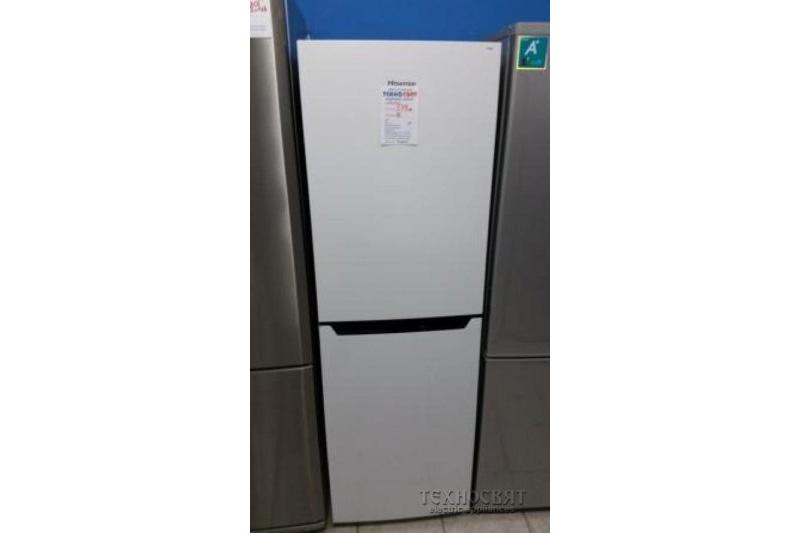 Хладилник фризер Hisense RB296F4AW1